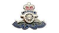 Royal Artillery Lapel Pin Military Badge