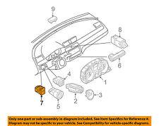 VW VOLKSWAGEN OEM 06-10 Passat Parking Brake-Switch 3C0927225CREH