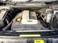 Range Rover l322 3.0 DIESEL td6 m57 d30 130kw 177ps MOTORE ENGINE con parti aggiuntive