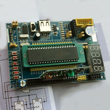 High Quality Fantastic For AVR STC51 STC89C52RC AT89S52 Development Board Kit