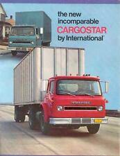 1971 International Cargostar Truck Sales Brochure wg935-DSSVBN
