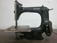 ANTIQUE SINGER 24-7  24 7 CHAIN-STITCH BUILT IN 1912 SEWING MACHINE