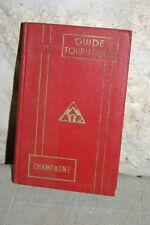 Guide touristique - 1963 - Champagne