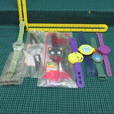 Children's Watch Lot / Power Rangers / Hello Kitty / McDonald's Toys