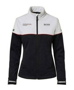 New Genuine Porsche Drivers Selection Motorsport Womens Softshell Jacket Size XS
