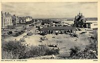 BR63039 pier approach st annes on sea  real photo  uk