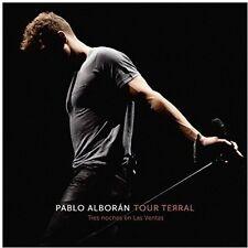 Pablo Alborán - Tour Terral Tres Noches en Las Ventas [New CD] Spain - Import