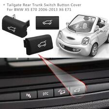 Tailgate Rear Trunk Switch Button Cover for BMW X5 E70 06-13 X6 E71 08-14