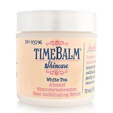 The Balm Microdermabrasion Face Scrub, white tea, Almond, 2.36 Ounce