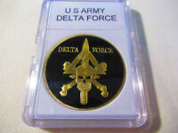 U S ARMY DELTA FORCE Challenge Coin