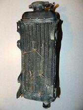 1995 yz 125 radiator 94 95 96 RH right