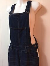 New Buffalo David Bitton Denim Coveralls Jeans NWT M