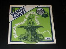 45  tours SP -  SANDY COAST - BLACKBOARD JUNGLE LADY - 1973