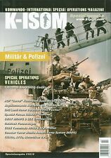 K-ISOM Special i/2016 Military Vehicles Police Special Operations Bundeswehr BW