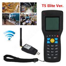 Handheld Bar Code Data Collector Wireless Laser Barcode Scanner Scanning Gun T5