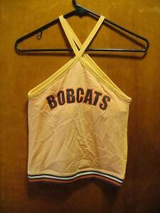 Charlotte Bobcats Reebok Ladies Cheerleader Strapped Shirt Not Hornets