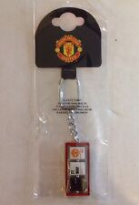 Manchester United FC Stadium Spinner Keyring / Keychain Official Merchandise