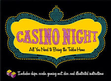 CASINO NIGHT NEW CASINO GAMES ALL YOU NEED TO BRING THE TABLES HOME FREE SHIP US