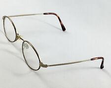 New AUTOFLEX 43 Tortoise/Antique Bronze Unisex Eyeglasses Frames 47-19-140