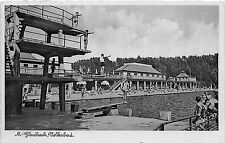 AK M. - Gladbach Volskbad gelaufen 1940