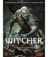 The Witcher RPG Core Libro de Reglas Libro