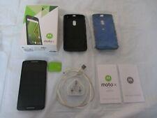 Motorola Moto XT1562 NERO X Play Cellulare Smart Phone usato con scatola