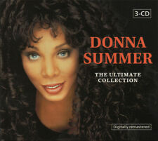 Donna Summer-Ultimate Collection 3 CD SET-Synth-pop, Disco,DJ,Giorgio Moroder