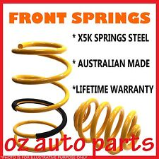 FRONT SUPER LOW 50mm COIL SPRINGS TOYOTA HILUX 2WD 2005 ON