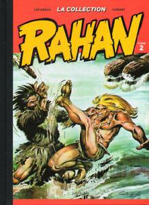 BD - RAHAN > TOME 2 / LECUREUX, CHERET, DOS TOILE, HACHETTE, NEUF