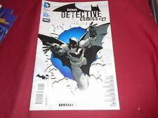 DETECTIVE COMICS feat BATMAN #27 Special Edition 75th DC Comics 2014 NM
