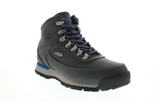 Lugz Aspen MASPENV-0307 Mens Gray Synthetic Lace Up Casual Dress Boots 6.5