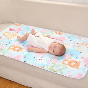 Baby Bedding Cover Diaper Changing Pad Nappy Mat Waterproof