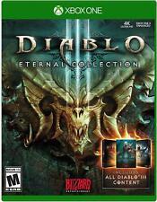 Diablo 3 III - Eternal Collection [Microsoft Xbox One RPG Blizzard Online] NEW