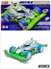 Mini 4wd Pro AVANTE MK.III 3 WHITE SPECIAL (MSL Chassis) Tamiya 95469 1/32 New
