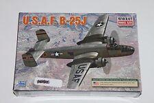 Minicraft 14653 1/144 U.S.A.F. B-25J  Model Airplane Kit