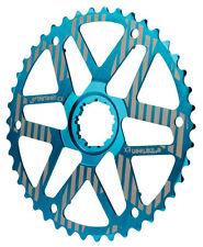 E.13 E*thirteen Extended Range Cog for Sram 10 Speed Bike Cassette 42t Blue