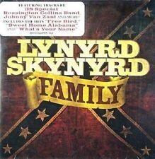 Family 0602498628119 by Lynyrd Skynyrd CD
