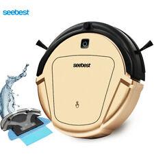 Seebest D750 Smart Robot Cleaner Floor Cleaning Auto Vacuum Microfiber Washable