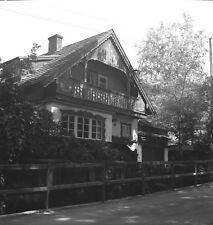 SALZBOURG c. 1955 - Chalet Autriche - Négatif 6 x 6 - Aut 232