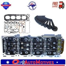 ZD30DDTI 3.0L 16V fully assembled cylinder head kit for Nissan Patrol Navara D22