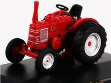 Oxford Field for Marshall Tractor in Red 1/76 Diecast Model Truck