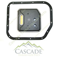 Automatic Transmission Filter Kit A500 42RE 44RE Jeep Dodge Pan Gasket 1998 Up