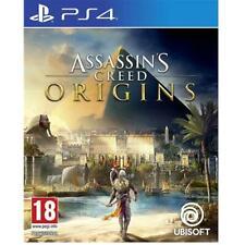 Assassins Creed Origines PS4 Neuf Scellé