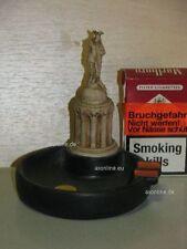 +# A000225_02 Goebel Archiv Muster Aschenbecher mit Hermannsdenkmal LD7 Krone