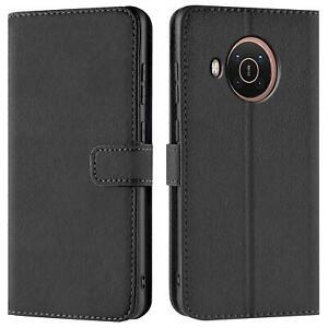 Book Case für Nokia X20 / X10 Hülle Flip Cover Handy Tasche Schutz Hülle Etui