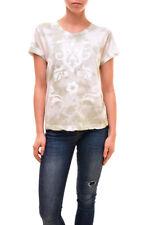 Wildfox Womens Authentic Acid Damask Shirt Blue Size S