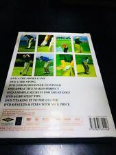 Lot 8 David Leadbetter Golf Coaching Swing for Beginner to Winner