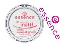 "Essence All about matt fixing powder! Compact transparent Powder ""Oil Controle"""