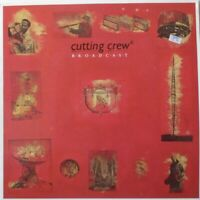 CUTTING CREW - Broadcast ~ VINYL LP