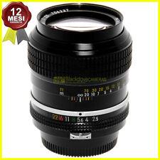 Nikon Nikkor 105 mm f2,5 Tele obiettivo per fotocamere con baionetta F pre AI